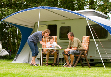 Camping in Winterswijk